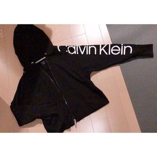 カルバンクライン(Calvin Klein)のCK  Calvin  Klein  パーカー(パーカー)
