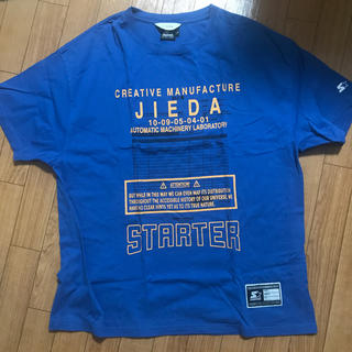 ジエダ(Jieda)のjieda ジエダ ロングTシャツ(Tシャツ/カットソー(半袖/袖なし))