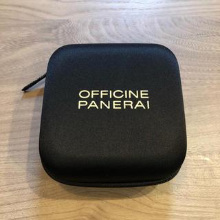 パネライ(PANERAI)の【新品未使用】OFFICINE  PANERAI パネライ ウォッチケース(腕時計(アナログ))