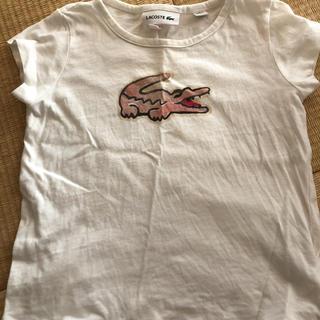 ラコステ(LACOSTE)のラコステ トップス(Tシャツ/カットソー)
