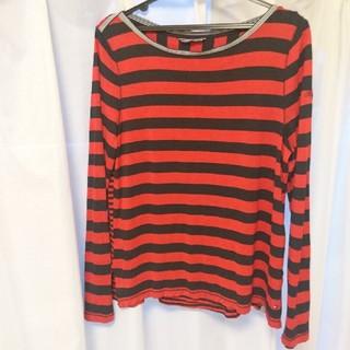トミーヒルフィガー(TOMMY HILFIGER)のトミーヒルフィガー  L サイズ ロングTシャツ(Tシャツ(長袖/七分))