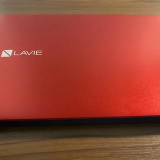 エヌイーシー(NEC)のノートパソコン:LAVIE Note Standard 15.6型ワイド(ノートPC)