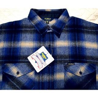 オシュコシュ(OshKosh)のVTG・90's・オシュコシュ・サイズ-L・チェックシャツメンズ・新品」送料込(シャツ)