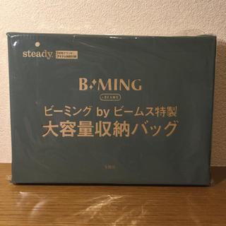 ビーミング ライフストア バイ ビームス(B:MING LIFE STORE by BEAMS)のsteady. ステディ. 付録 2020/7(トートバッグ)