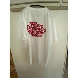 ユニクロ(UNIQLO)のユニクロ tシャツ verdy 3XL(Tシャツ/カットソー(半袖/袖なし))