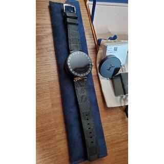 ルイヴィトン(LOUIS VUITTON)のLouis Vuitton タンブールホライゾンV2 QA051Z 保証有 (腕時計(デジタル))