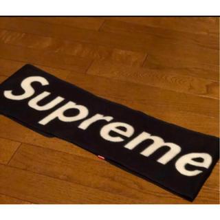 シュプリーム(Supreme)のSupreme フリースタオルマフラー(マフラー)