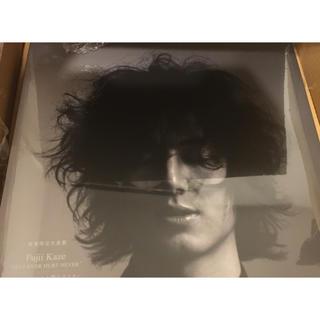 新品未開封 藤井風 HELP EVER HURT NEVER アナログ レコード(ポップス/ロック(邦楽))