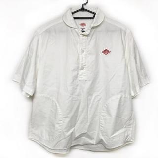 ダントン(DANTON)のダントン 半袖シャツブラウス サイズ38 M -(シャツ/ブラウス(半袖/袖なし))