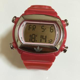 アディダス(adidas)のアディダス デジタル 時計(腕時計)