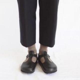 ビルケンシュトック(BIRKENSTOCK)の【新品未使用】ビルケンシュトック   PARIS 38(ローファー/革靴)