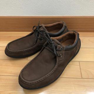 ホーキンス(HAWKINS)のホーキンスの茶色スエード靴(ブーツ)