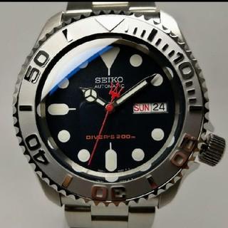 セイコー(SEIKO)のセイコー ネイビーボーイ skx007 ヨットマスタータイプ(腕時計(アナログ))