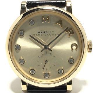 マークバイマークジェイコブス(MARC BY MARC JACOBS)のマークジェイコブス 腕時計 MBM1399(腕時計)