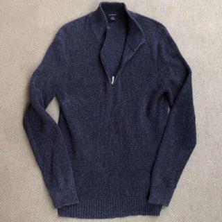 カルバンクライン(Calvin Klein)のCalvin Klain Jeansカルバンクラインジーンズ ハーフジップニット(ニット/セーター)