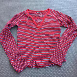 トミーヒルフィガー(TOMMY HILFIGER)の90's tommy jeans ヴィンテージトミージーンズ カットソー(Tシャツ(長袖/七分))