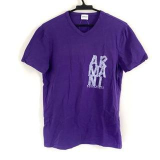 アルマーニ コレツィオーニ(ARMANI COLLEZIONI)のアルマーニコレッツォーニ 半袖Tシャツ(Tシャツ/カットソー(半袖/袖なし))