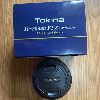 ケンコー(Kenko)のTokina AT-X 11-20 PRO DX/N ニコン用(レンズ(ズーム))