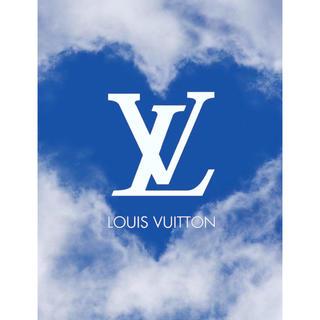 ルイヴィトン(LOUIS VUITTON)の【LOUIS VUITTON】インテリアポスター(ポスターフレーム)