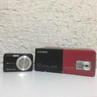 カシオ(CASIO)のデジカメ CASIO カシオ EXILIM EX-Z1080 ブラック(コンパクトデジタルカメラ)