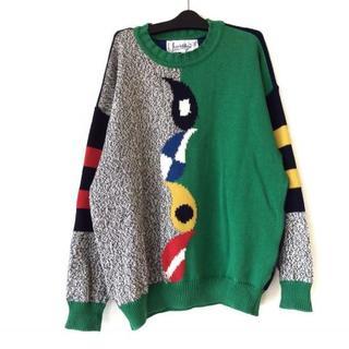 カステルバジャック(CASTELBAJAC)のカステルバジャック 長袖セーター サイズ50(ニット/セーター)