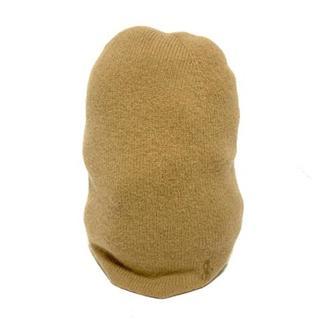 ラルフローレン(Ralph Lauren)のラルフローレン ニット帽 ライトブラウン(ニット帽/ビーニー)