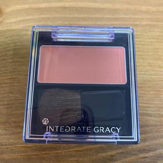 インテグレート(INTEGRATE)のインテグレート グレイシィ チークカラー オレンジ300(チーク)