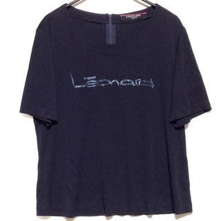 レオナール(LEONARD)のレオナール 半袖カットソー サイズLL -(カットソー(半袖/袖なし))