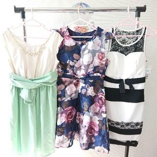 デイジーストア(dazzy store)の3点セット ドレス デイジーストア(ナイトドレス)