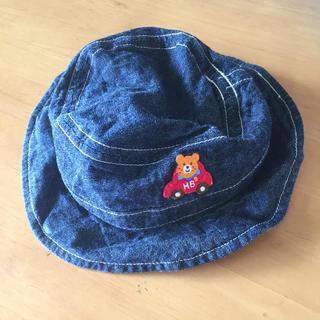 ミキハウス(mikihouse)の☆帽子 46(帽子)