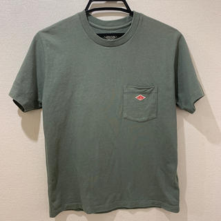 ダントン(DANTON)のdanton ダントン ポケットTシャツ(Tシャツ(半袖/袖なし))