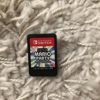 ニンテンドウ(任天堂)のスーパーマリオパーティー(家庭用ゲームソフト)