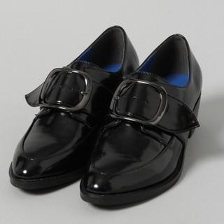 ジーナシス(JEANASIS)のJEANASIS/アソートヒールマニッシュ ローファー(ローファー/革靴)