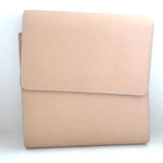 ロエベ(LOEWE)のロエベ 小物入れ - ブラウン CDケース(その他)