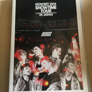 iKONCERT 2016 SHOWTIME TOUR IN JAPAN DVD