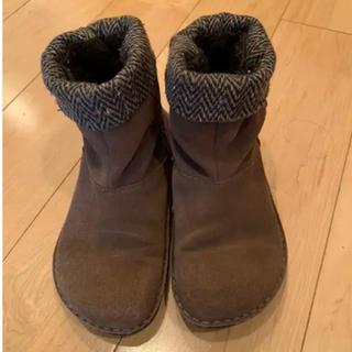 ビルケンシュトック(BIRKENSTOCK)のBIRKENSTOCK ブーツ(値下げしました)(ブーツ)
