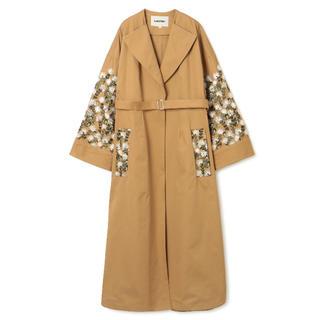 LOKITHO - ロキト 刺繍ロングコート