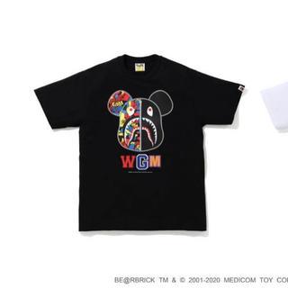 アベイシングエイプ(A BATHING APE)のBAPE MEDICOM TOY CAMO TEE (Tシャツ/カットソー(半袖/袖なし))