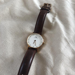 ダニエルウェリントン(Daniel Wellington)のダニウェルウェリントン 腕時計(腕時計)