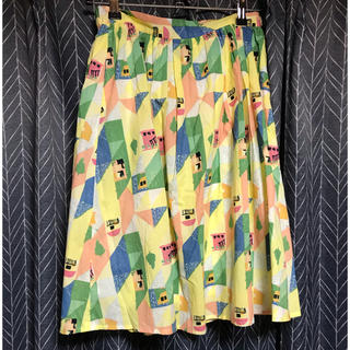 ハコ(haco!)のhaco! スカート(ひざ丈スカート)