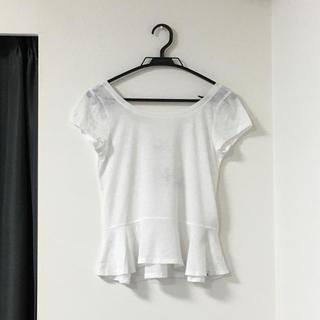 アバクロンビーアンドフィッチ(Abercrombie&Fitch)の【未使用】アバクロンビー&フィッチ カットソー(Tシャツ(半袖/袖なし))