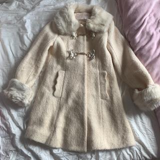 リズリサ(LIZ LISA)の♡LIZ LISAファーコート♡(毛皮/ファーコート)