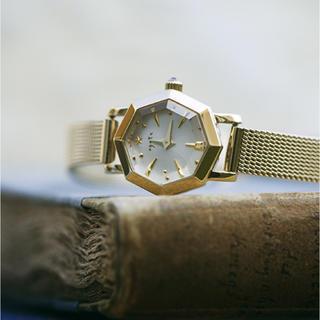 アガット(agete)のagete FIRST ジュエリーウォッチ(腕時計)