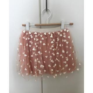 専用 bonpoint ボンポワン チュールスカート 6A(スカート)