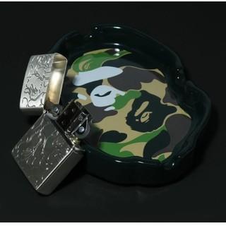 アベイシングエイプ(A BATHING APE)のBAPE ABC CAMO APE HEAD ASHTRAY(灰皿)