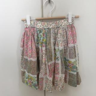 bonpoint ボンポワン スカート 10A(スカート)