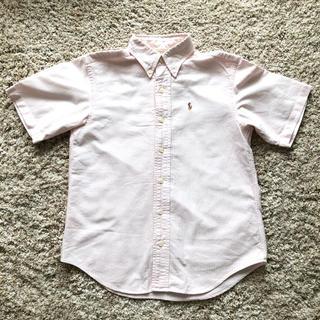 ラルフローレン(Ralph Lauren)のラルフローレン ストライプシャツ(シャツ/ブラウス(半袖/袖なし))