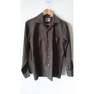キャリー(CALEE)のオープンカラーシャツ 古着屋購入(シャツ)