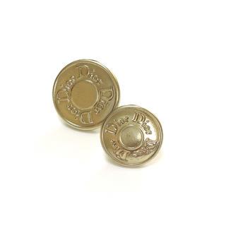 クリスチャンディオール(Christian Dior)のディオール ボタン 2個(各種パーツ)