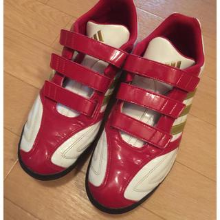アディダス(adidas)のアディダス!アップシューズ!26cm(シューズ)